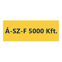 Á-SZ-F 5000 Kft.